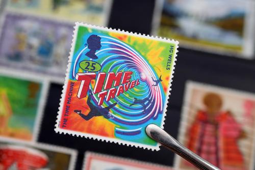 Guernsey Shutterstock Stamp